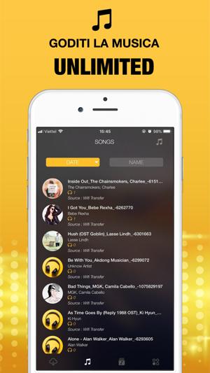 musica gratis iphone e ascoltarla offline