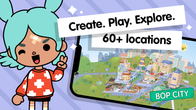 Toca Life World: Build stories screenshot one
