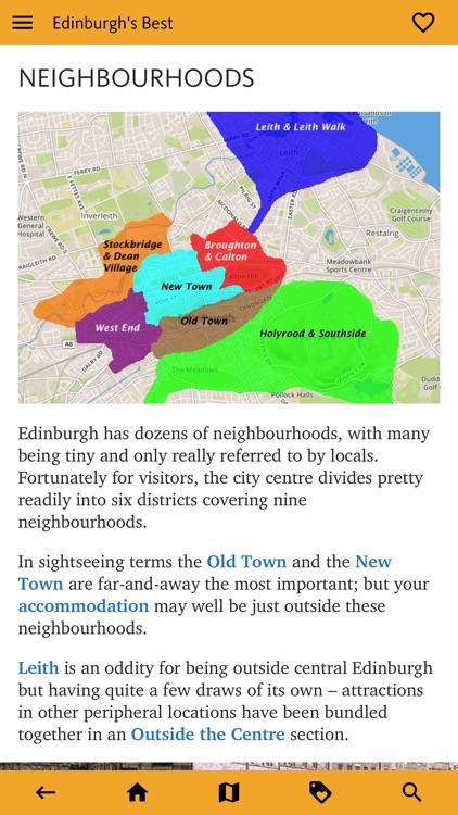 Edinburgh's Best: Travel Guide screenshot-5