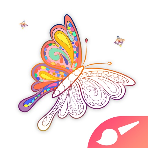 Coloraxy - Coloring Art Game