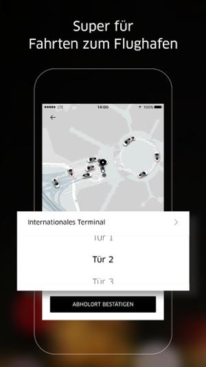 Uber Screenshot