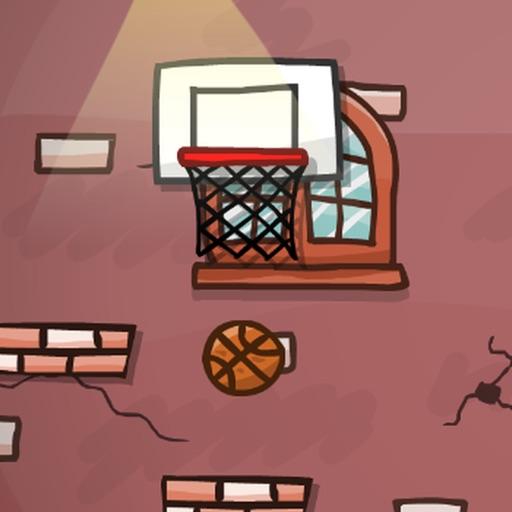 Elastic basketball