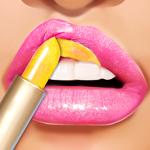 губы арт визажист на пк