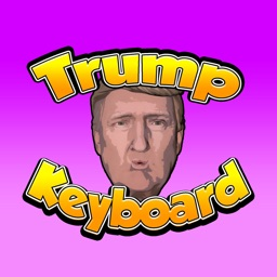 Trump Keyboard by Headface