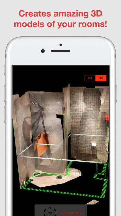 RoomScan Pro – floor plan app screenshot-4