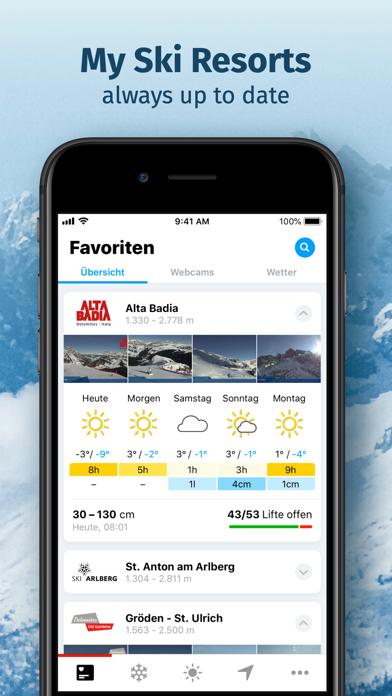 bergfex/Ski - Weather & Snowのおすすめ画像6