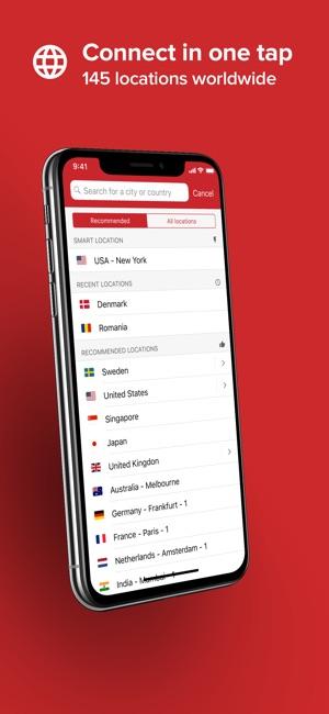 ExpressVPN - #1 Trusted VPN on the App Store