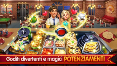 Screenshot of Cooking City - Gioco Cucina9