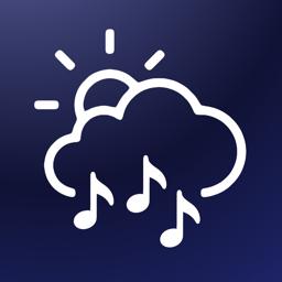 Ícone do app WeatherTunes Music