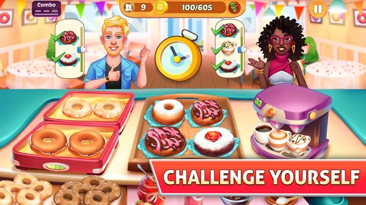 Kitchen Craze: Cooking Games screenshot-8