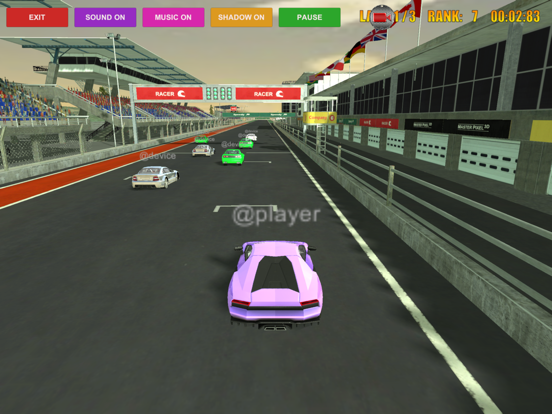 Sport Car Racer 3D screenshot 6