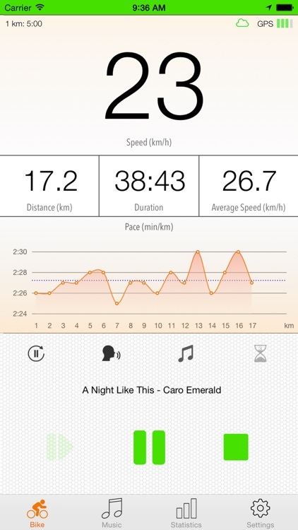 bike.App - GPS for Cycling screenshot-0
