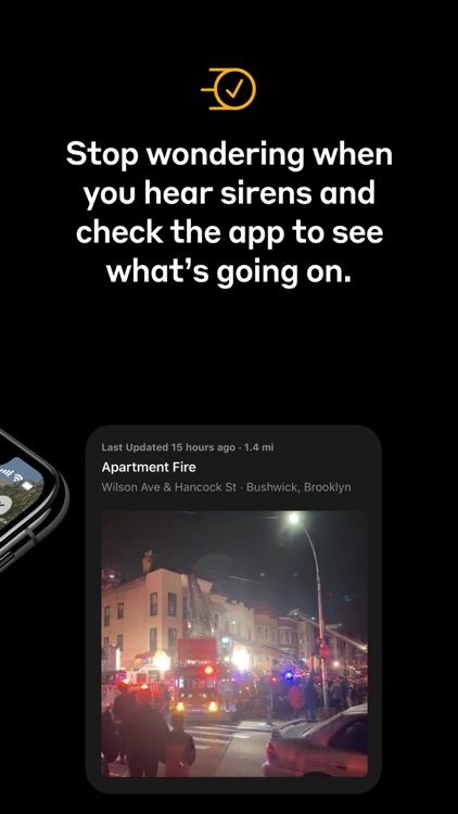 Citizen: Connect and Stay Safe screenshot-4