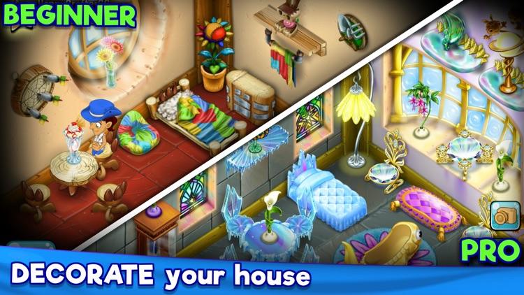 Farm Craft: Family Farm Game screenshot-4