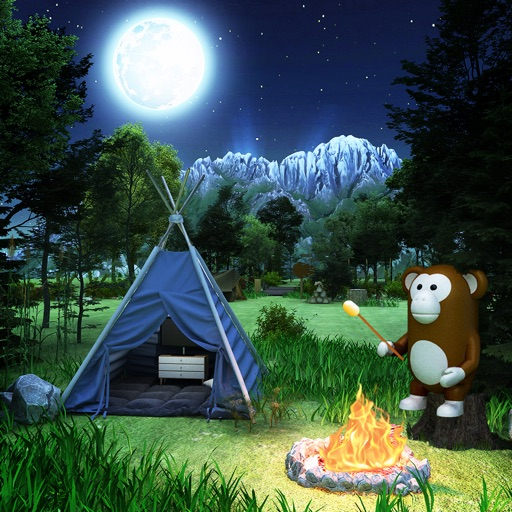 Escape room Camping