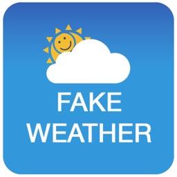 Create Fake Weather