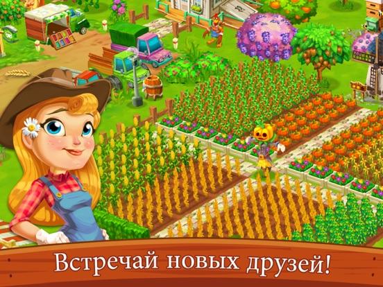 Top Farm на iPad