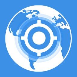 World GPS coordinates