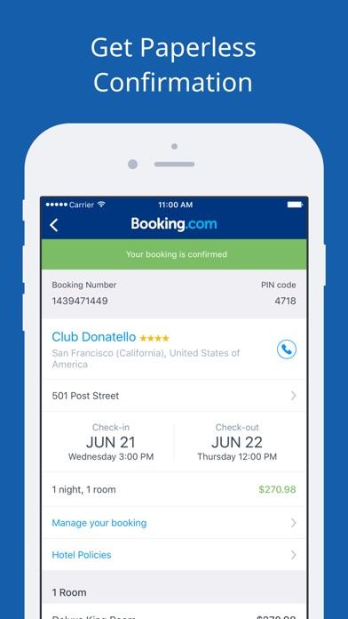 Bookingcom Travel Deals review screenshots