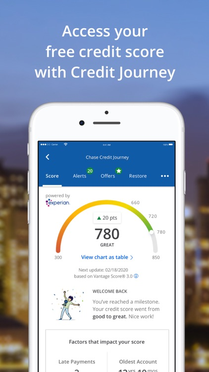 Chase Mobile®: Bank & Invest screenshot-3