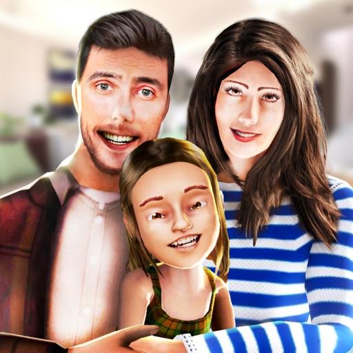 Virtual Mom and Dad Simulator