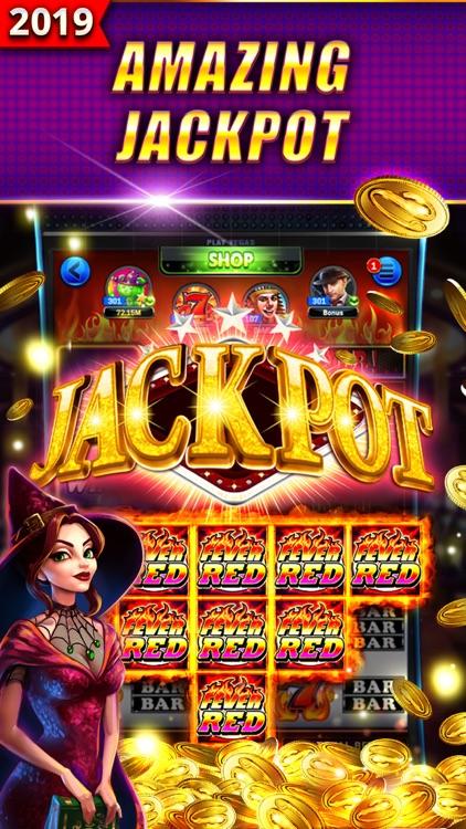 Play Vegas- Hot New Slots 2019 screenshot-0