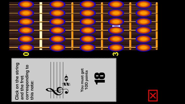 Guitar Notes PRO screenshot-4