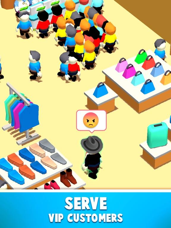 Idle Square Inc.: Mall Tycoon screenshot 10