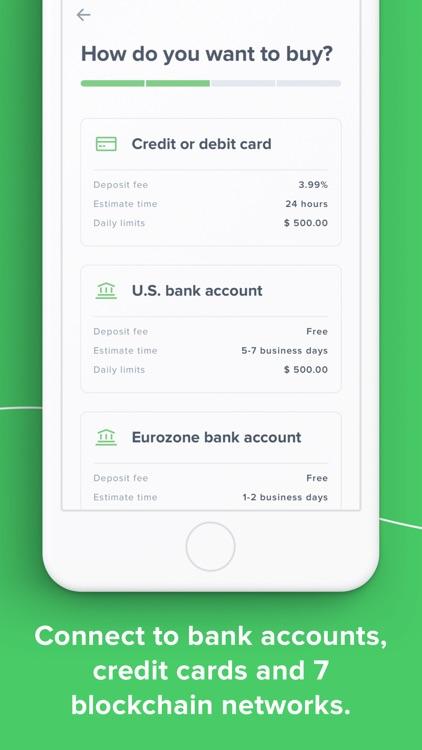 Uphold: buy and sell Bitcoin screenshot-3
