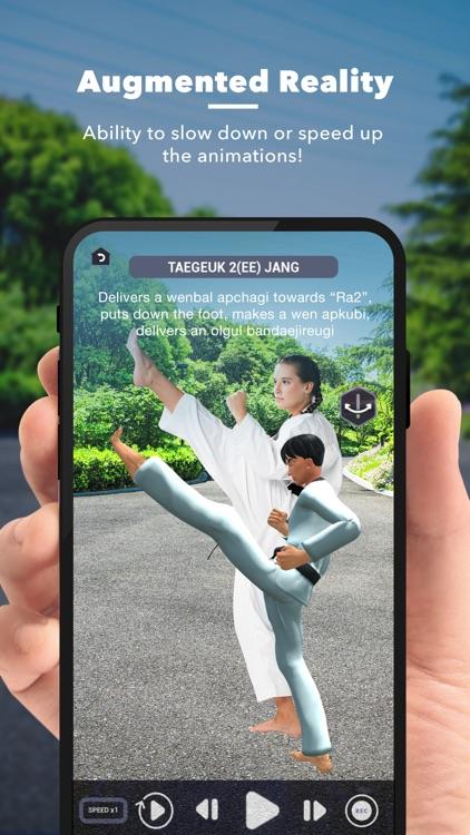 World Taekwondo AR Textbook screenshot-4