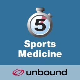 5 Minute Sports Med Consult