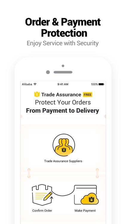 Alibaba.com B2B Trade App screenshot-4