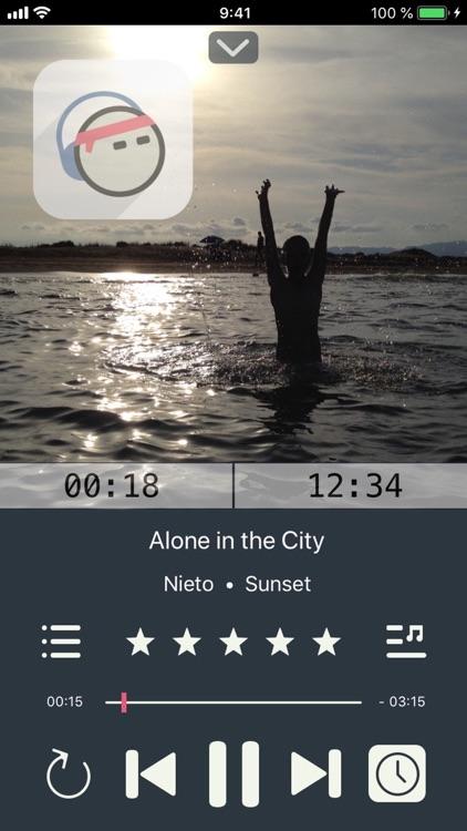 Workout Mix Music Player screenshot-3