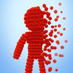 Pixel Rush - Survival Run