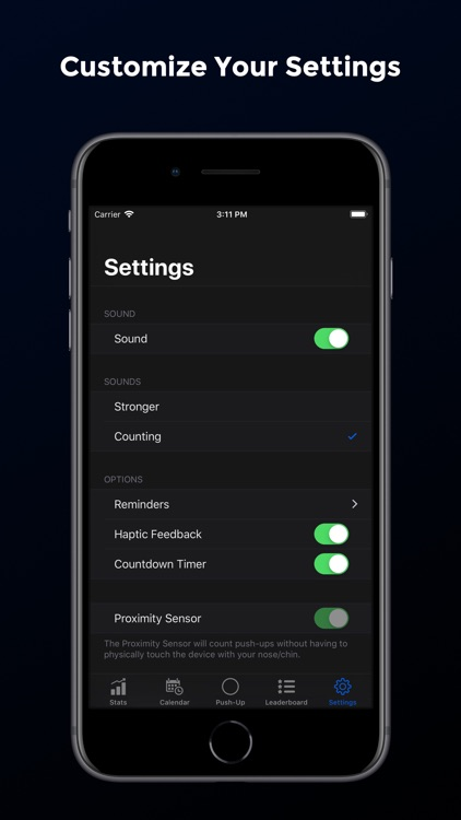 PushFit Pro screenshot-8