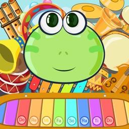 Kids Instrument - Animal Piano