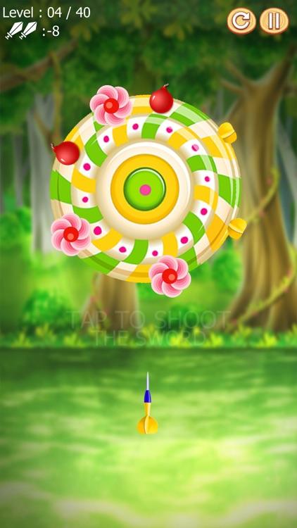 Dart Hit Candy screenshot-3
