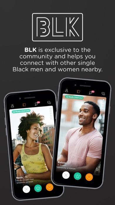 BLK - Look. Match. Chat. Screenshot