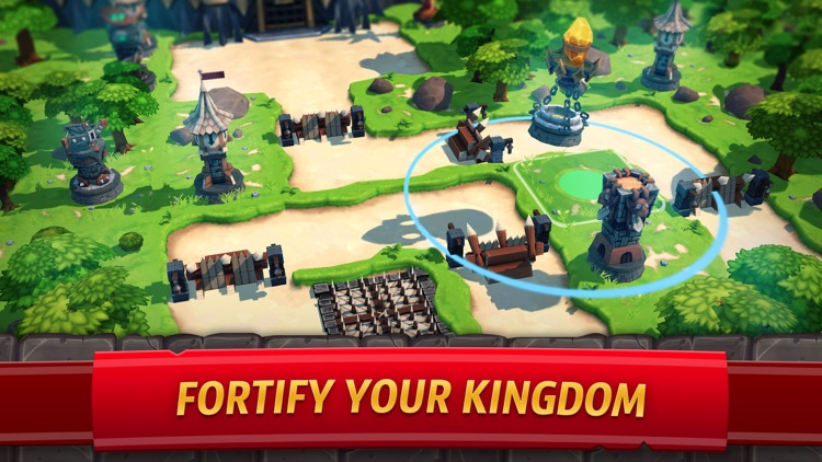 Royal Revolt 2: Tower Battle
