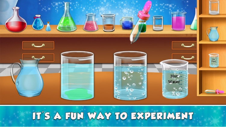 Science Experiment with Water screenshot-4