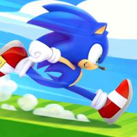Sonic Runners Adventure - Gameloft Cover Art