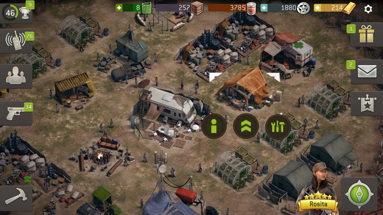 The Walking Dead No Man's Land screenshot-6
