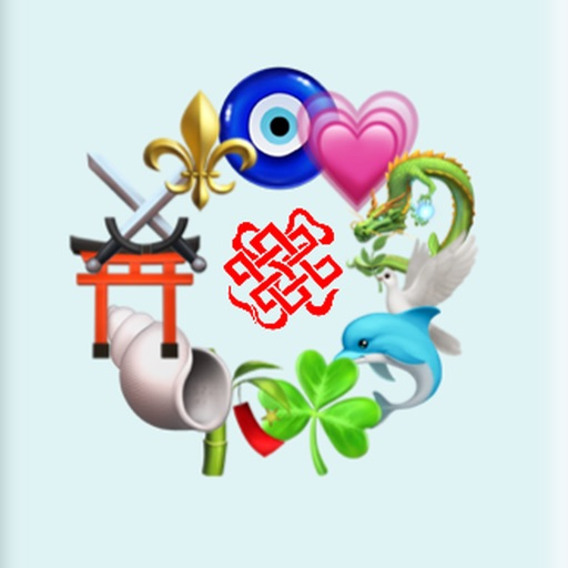 Digital Bijou(Lucky Symbols)