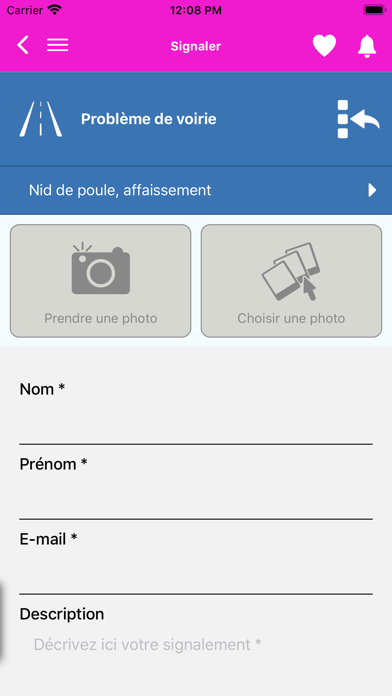messages.download myMairie software