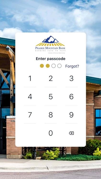 Prairie Mountain Banking screenshot-7
