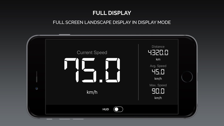 Smart GPS Speedometer PRO screenshot-3