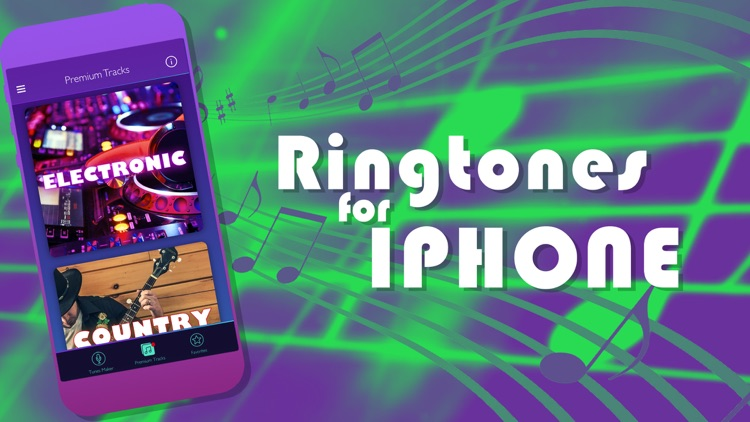 Ringtones for iPhone: Infinity screenshot-6