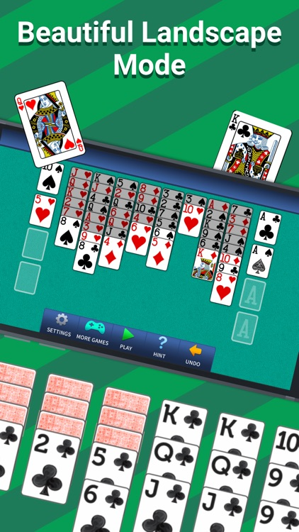 FreeCell Solitaire Classic. screenshot-3