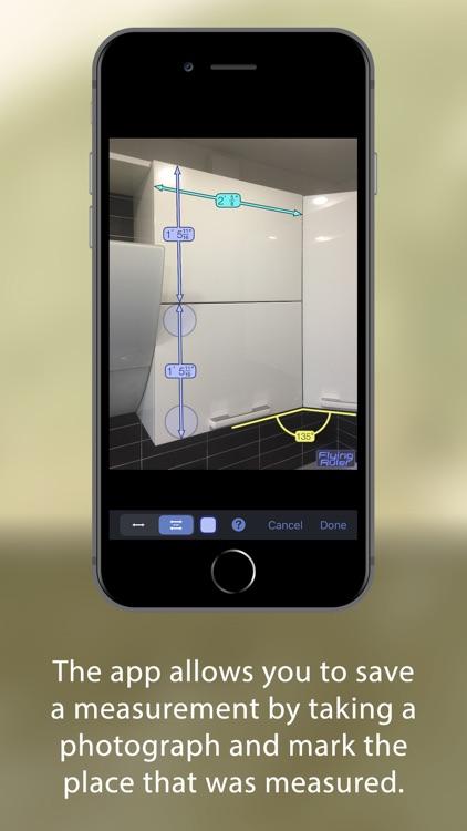 Flying Ruler Pro screenshot-8