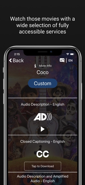 Actiview - Movie Access on the App Store